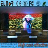 Affitto P3.91 SMD che fonde sotto pressione lo schermo di visualizzazione dell'interno del LED di colore completo