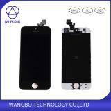 iPhone 5gの表示計数化装置の工場価格のためのLCDのタッチ画面