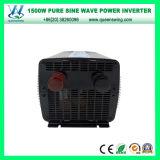 1500W fora do inversor puro da potência de onda do seno do conversor da grade (QW-P1500)