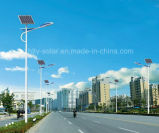 réverbère solaire de l'éclairage LED 30W