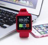 Teléfono inalámbrico Bluetooth deporte de la muñeca reloj teléfono móvil inteligente para damas