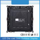 Im Freien farbenreiche Miete 2016 neue P6 LED-Bildschirmanzeige (LED-Bildschirm-Hersteller u. Lieferanten)