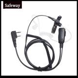 Écouteur de conduit d'aération de talkie-walkie pour Kenwood