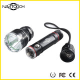 Real del CREE LED LED antorcha con Recharegeable 18650