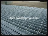 専門の鋼鉄耳障りな製造業者の鉄の物質的で熱い電流を通された鋼鉄格子