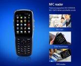 3501 Handbediende Ruwe Terminal PDA met de Scanner van de Streepjescode Bluetooth, de Handbediende Terminal van Gegevens