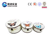 Chinese Antieke Houten Handtas (SCGB00027)