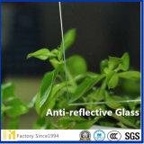 Vidrio antirreflejos. Vidrio antideslumbrante, vidrio UV, vidrio del museo para los muebles con diversa forma como demanda