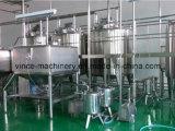 Soyabohne-Milchproduktion-Zeile mit abgefüllter Verpackung beenden