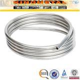 ASTM A269 Tp 304/316 Tube de bobine d'échangeur de chaleur en acier inoxydable