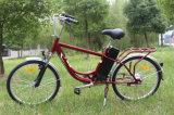 Bici eléctrica de la bicicleta 250W Ebike de litio de la batería de disco de la ciudad eléctrica del freno En15194