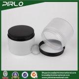 アルミニウムねじ帽子のプラスチック毛のコンディショナーマスクの瓶のプラスチックスキンケアのクリームの瓶が付いている150gによって曇らされる表面のプラスチッククリーム色の瓶