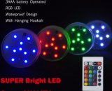Rgb-Stimmungs-Licht mit IR-Steuerkerze-Licht-dekorativem Licht