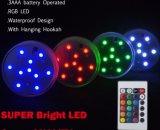 IR 통제 초 빛 장식적인 빛을%s 가진 RGB 정취 빛