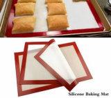 Folhas de biscoito de silicone não resistentes à alta temperatura