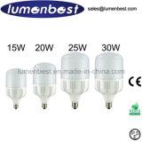 ampoule de la haute énergie DEL de 15W 20W 25W 30W E27