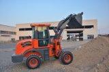 Затяжелитель Oj-16 1.6ton кормила скида оборудования лошади миниый