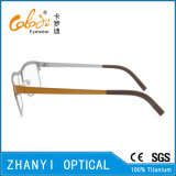 Blocco per grafici di titanio di vetro ottici di Eyewear del monocolo del Pieno-Blocco per grafici leggero variopinto (9101)