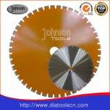 Tamaño Medio Cuchillas de hormigón: Diamond láser hoja de sierra para hormigón