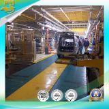 Planta de fabricación automática del coche