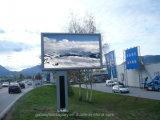 Visualización al aire libre fija a todo color de la cartelera de P5 LED