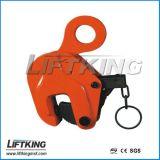 pinza per lamiera di sollevamento d'acciaio orizzontale di sollevamento del morsetto dello strato 1.6t