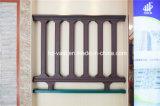 Barandilla de acero galvanizada decorativa de alta calidad 36 del balcón de la aleación de Haohan Alluminum