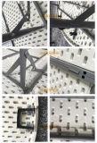 Tabella di piegatura di plastica registrabile di 4FT