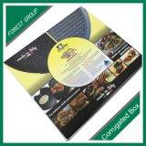 O fast food quente leva embora a caixa de empacotamento de papel do alimento da caixa do alimento