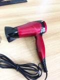 Secador de pelo plegable de la C.C. con el generador negativo Ionizer del ion