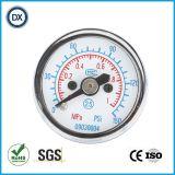 Миниый газ или Liqulid давления манометра 003