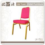 홀 Wedding 의자 (JY-T11)를 식사하는 쌓을수 있는 강철