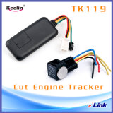 Véhicule GPS Tracker par SMS Query, support Quad Band Tk119