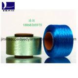 Spannlack gefärbtes Polyester-Garn FDY 150d48f