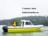 ' Le bateau de pêche japonais de la fibre de verre 30 Hangtong Usine-Dirigent