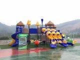 Kaiqiの学校のための屋外の運動場装置