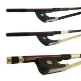 Körperbrazilwood-Baß-Bogen des Musiacl Instrument-doppelten Bass-1/2