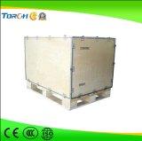 tipo bateria solar do gel 120ah de 12V para UPS, central eléctrica, sistema do agregado familiar