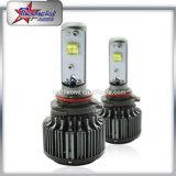 Lampadine H1 H3 H4 H7 H11 9005 del faro dell'automobile LED del Turbo di alto potere 9006 indicatore luminoso capo di 30W 3600lm LED