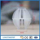25mm 38mm 50mm 76mm Torre de embalaje Hueco plástico polihedral Ball