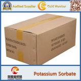 Sorbato di potassio di prezzi C6h7ko2 di CAS no. 24634-61-5