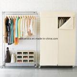 Самомоднейшая спальня мебели конструкции шкафа цвета DIY двойная