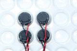 15mm Plastik Bluetooth Resonanzkörper-Lautsprecher 8ohm-32ohm 0.25-1W mit RoHS