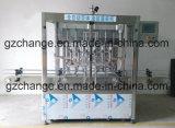 Máquina de rellenar de los productos líquidos automáticos