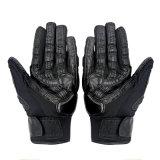 De Politie van uitstekende kwaliteit beschermt Handschoenen Taser met het Leer van de Sport