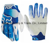 Anti motociclo di slittamento di PRO disegno che corre i guanti di sport (MAG43)