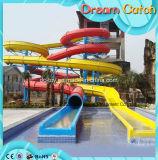 Glissières d'eau extérieures d'enfants, glissières d'eau d'aventure à vendre