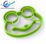 Прессформа шаржа яичка силикона малышей DIY формы лягушки