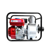 작업 현장 상표 2 인치 휴대용 가솔린 수도 펌프