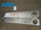 Industria de los cosméticos de la placa Tl500bwss Tl500PP del cambiador de calor de la placa de Thermowave